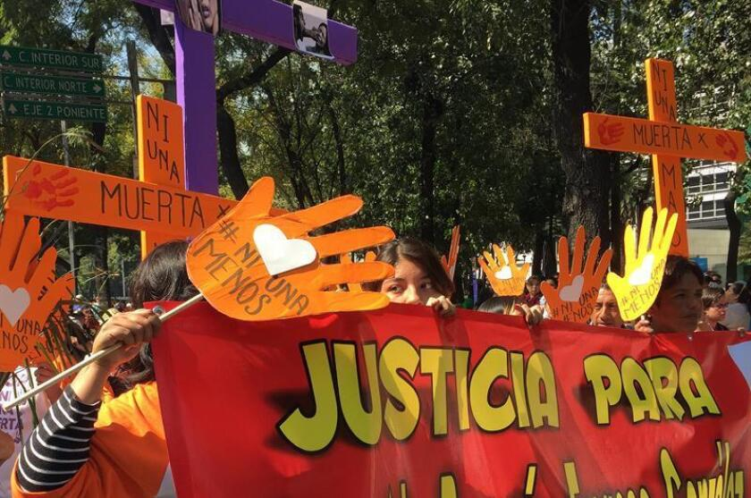 """AI deplora """"normalización"""" de la violencia machista en México"""