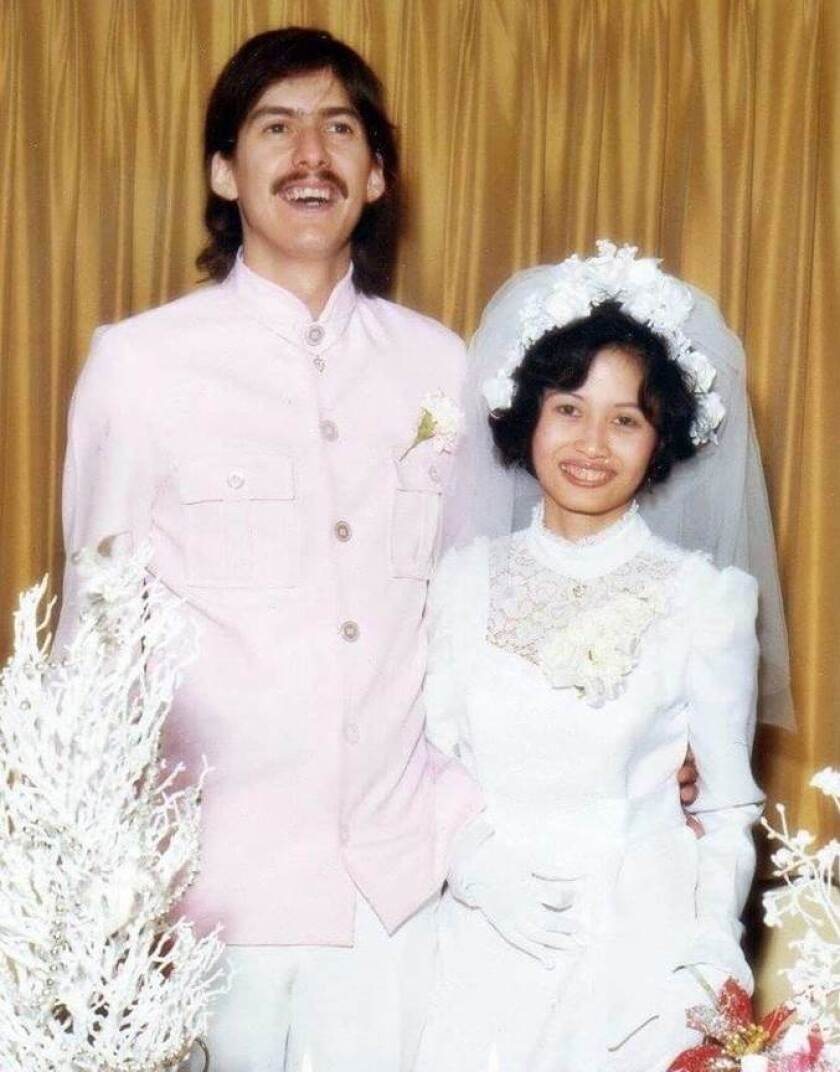 Robert and Thuy Rios