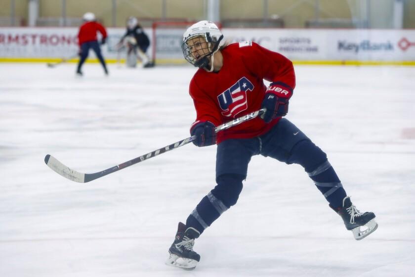 Canada US Rivalry Hockey