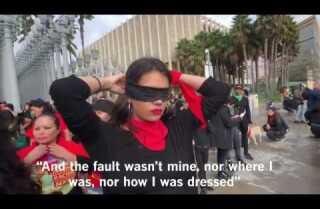 """Cómo """"Un violador en tu camino"""" se hizo viral y se convirtió en un himno desafiante"""