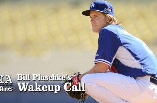 Bill Plaschke's Wakeup Call: What the Dodgers can spend all their money on