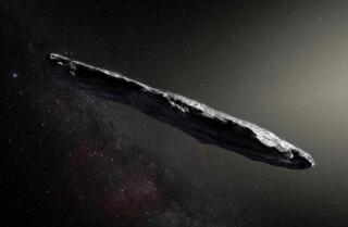 ¿Qué es 'Oumuamua?