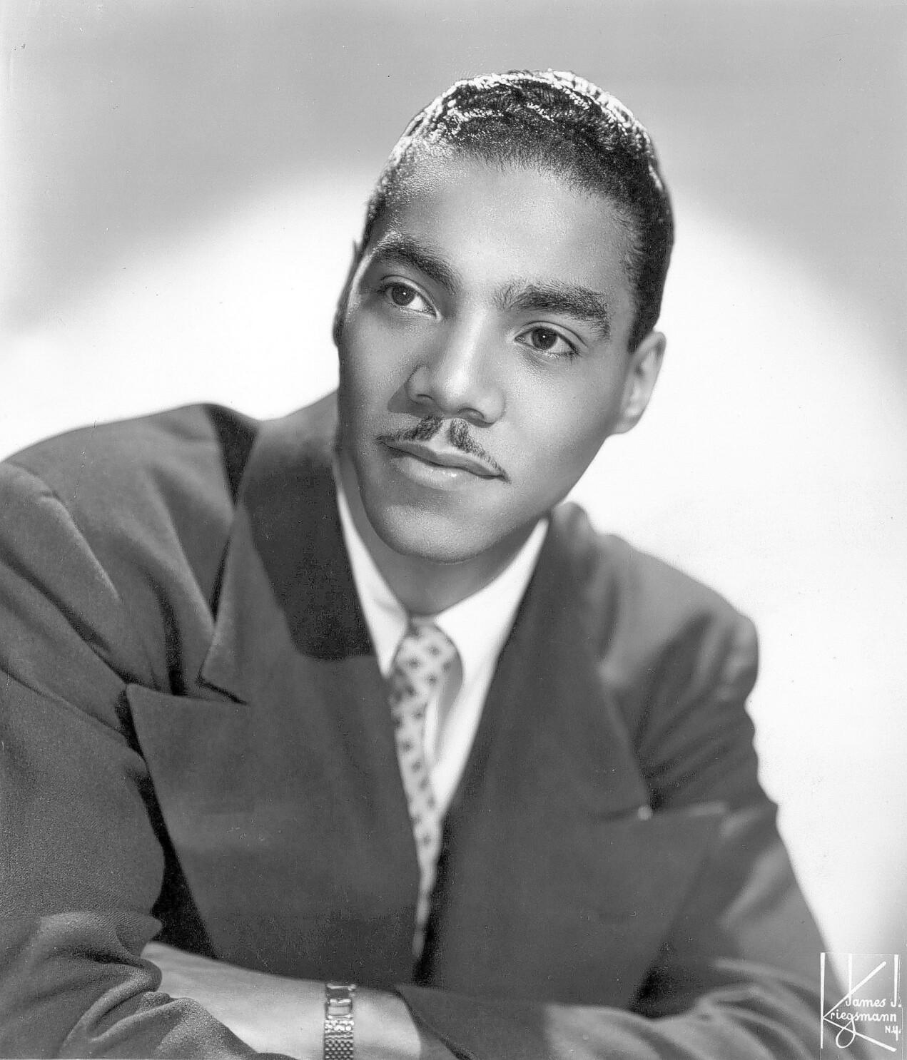 Bob Bailey Singer And Las Vegas Civil Rights Pioneer Dies At 87 Los Angeles Times