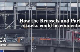 How the Paris and Brussels attacks could be connected