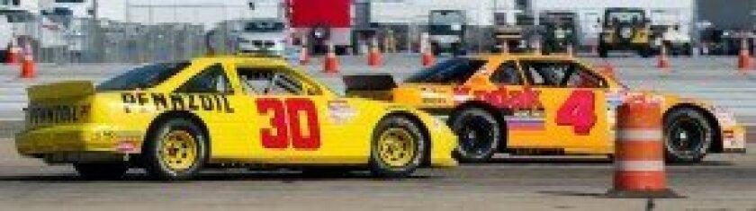 Historic NASCAR racing