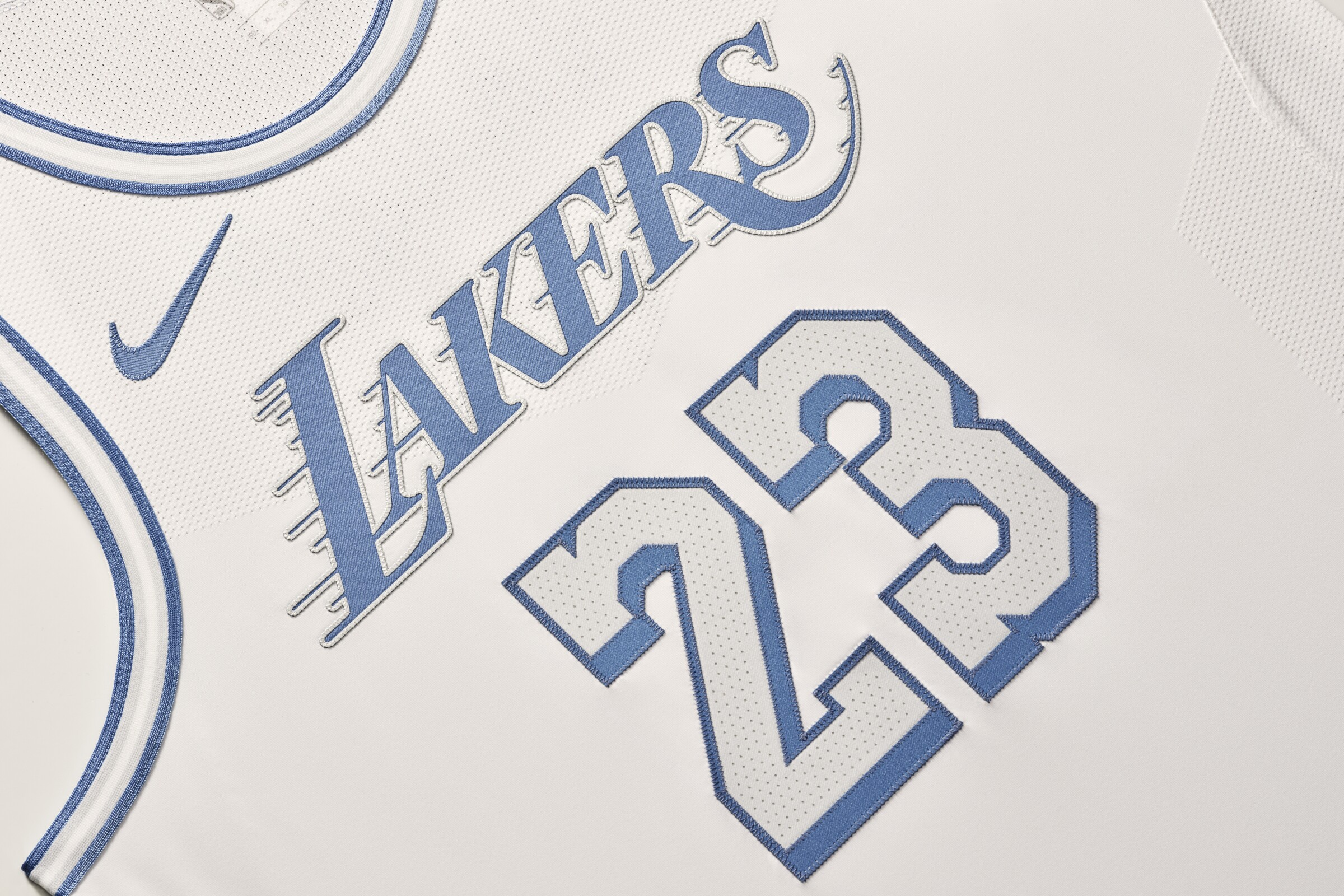 Where does the Lakers City Edition jersey rank among those of the NBA teams?