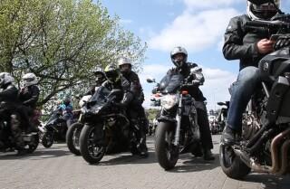 Motocicletas en números