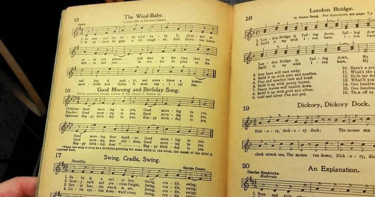 Cumpleaños Feliz La Popular Canción Esconde Una Compleja Historia De Juicios Y Derechos De Autor Los Angeles Times