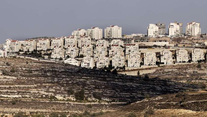 Israeli West Bank settlement