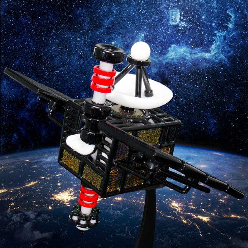 Hayabusa Satellite