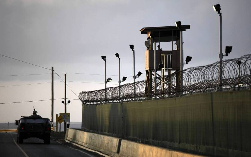 Guantanamo Bay officials deny eavesdropping on detainees