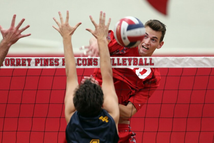 Mt. Carmel senior Matt Younggren led the Sundevils to Palomar League wins over Torrey Pines, Westview and Canyon Crest.