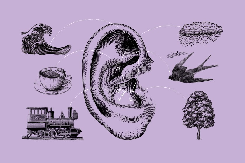 Choosing the right background noise is part art, part science.