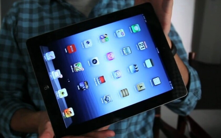 Third-generation Apple iPad review [Video]