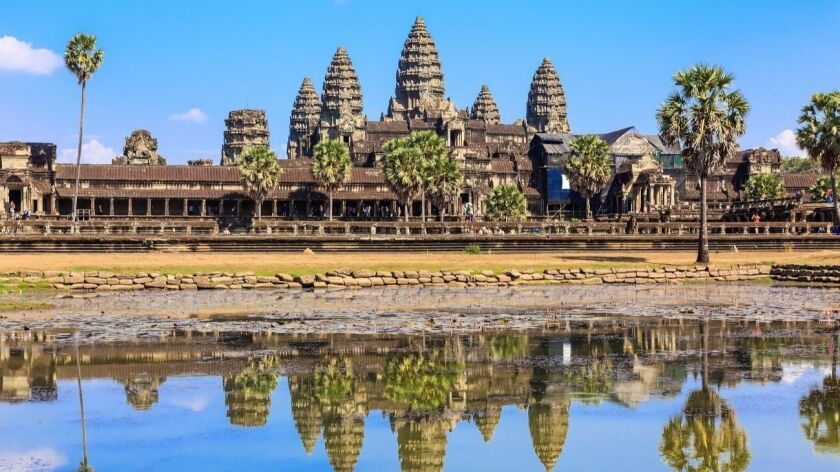 Explore Angkor Wat, Hanoi and other sites on Vietnam and Cambodia tour that  costs $2,199, including airfare - Los Angeles Times