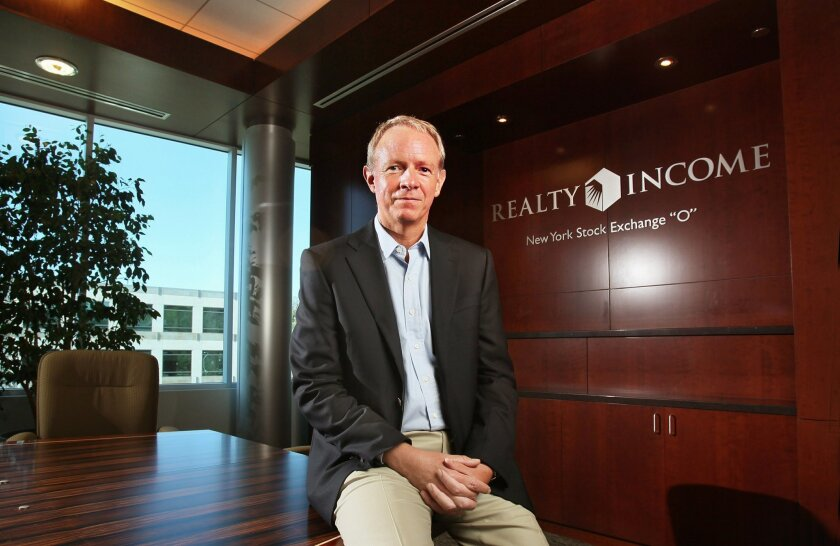 John Case: Realty Income