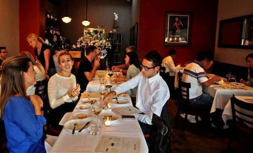 Review: True Italian finds a home at Gusto