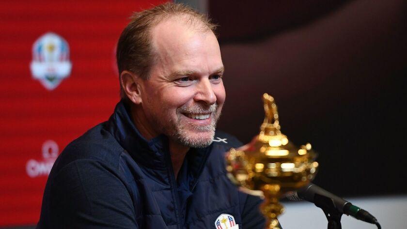 2020 Ryder Cup Teams.Steve Stricker Appointed U S Captain For 2020 Ryder Cup