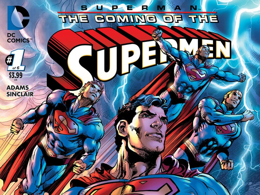 """""""The Coming of the Supermen"""""""