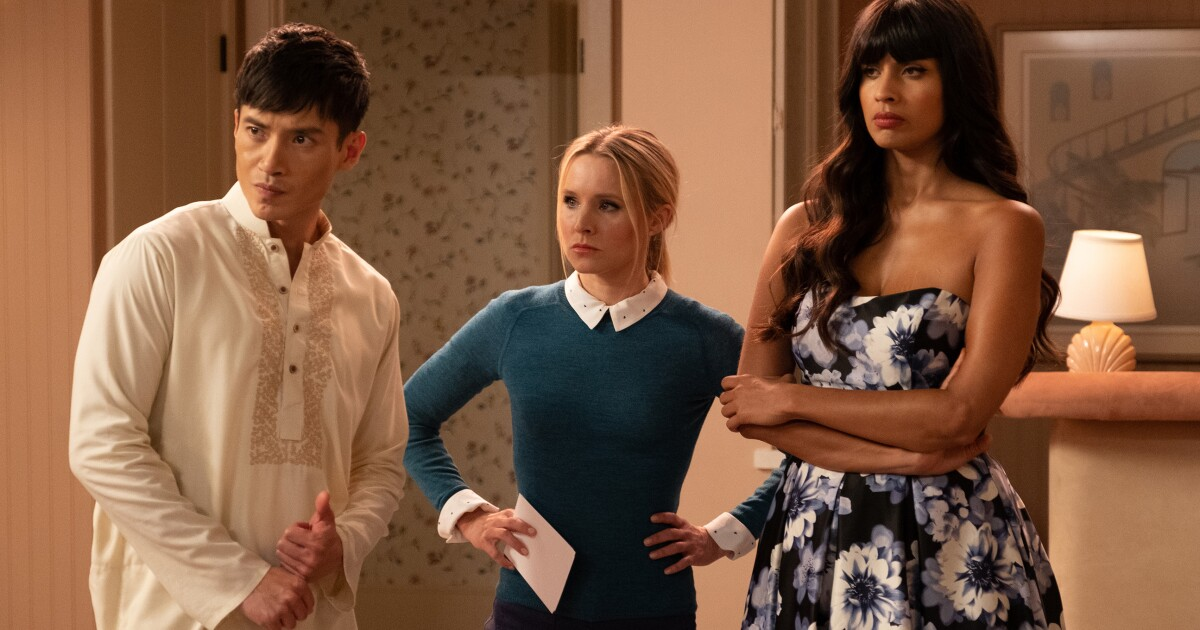 What's on TV Thursday: 'The Good Place' on NBC