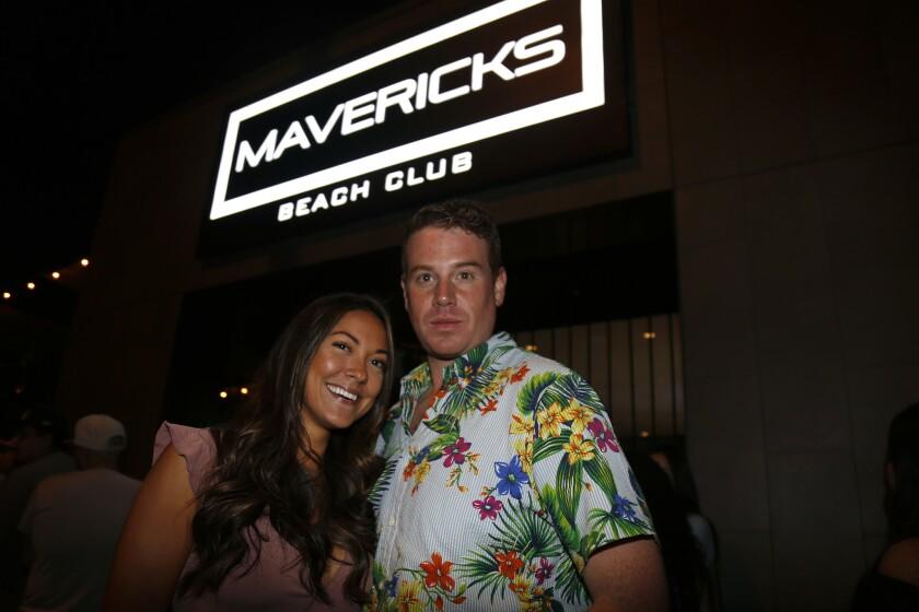 Mavericks in Pacific Beach