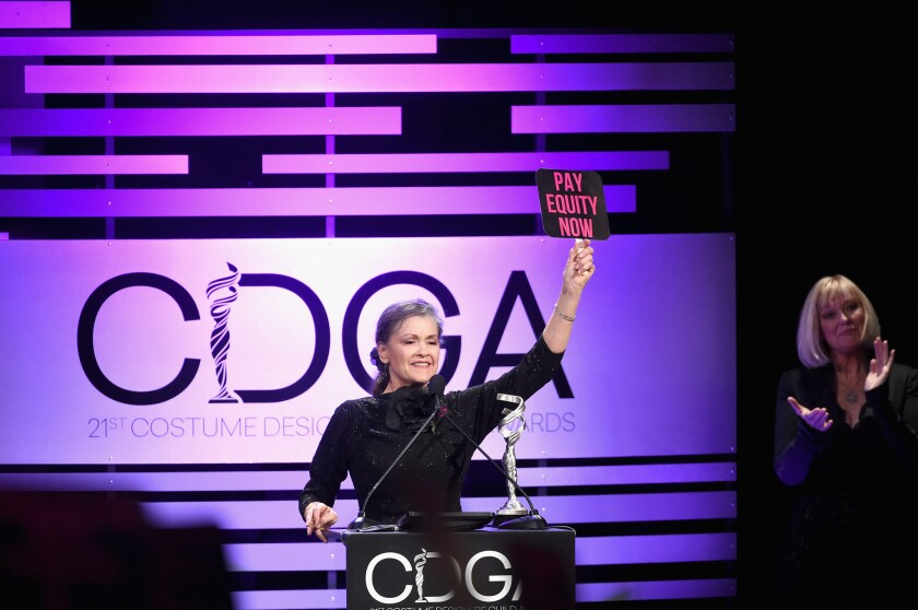 21st CDGA (Costume Designers Guild Awards) - Show And Audience