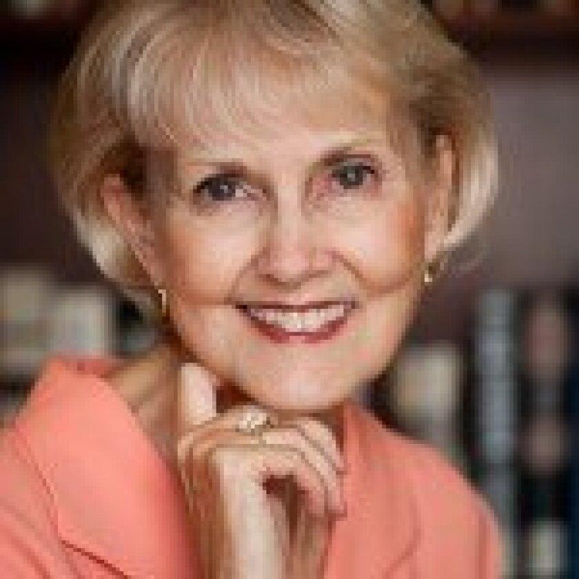 Susan Vreeland. Courtesy photos