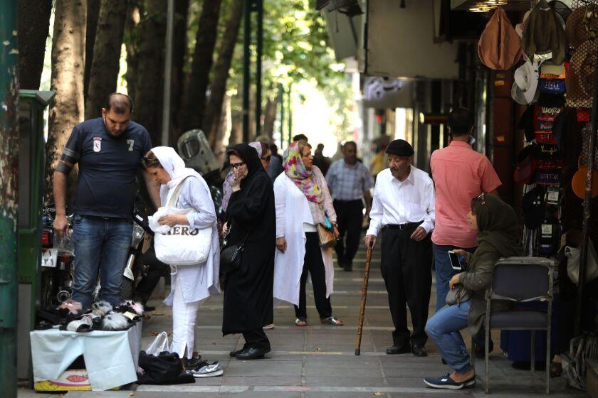 Iran economy