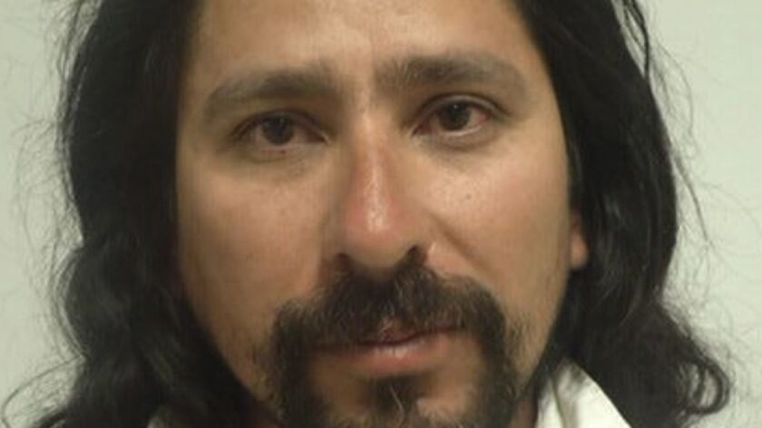 Ricardo Garcia Lopez, 39, in a May 25 released by the Lake County Sheriff's Office.