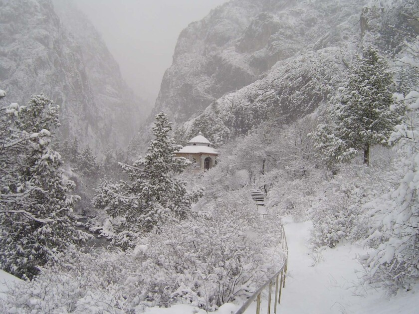 The Western Tien-Shan, Padysha-Ata State Nature Reserve in Kyrgyzstan.