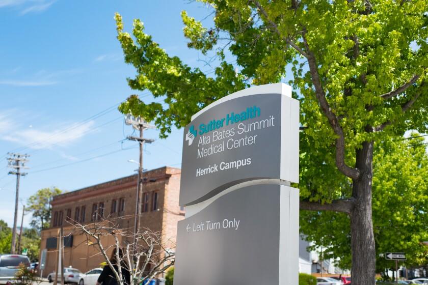 Sutter Health Alta Bates Summit Medical Center