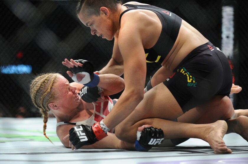 Rankings Of Best Women Boxers And Mma Fighters - Los