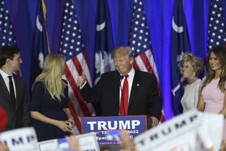 Campaign 2016: South Carolina primary