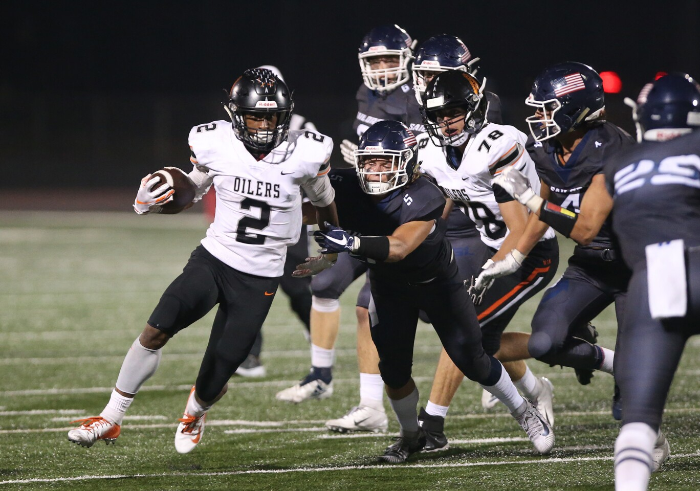 Photo Gallery: Huntington Beach vs. Newport Harbor in football