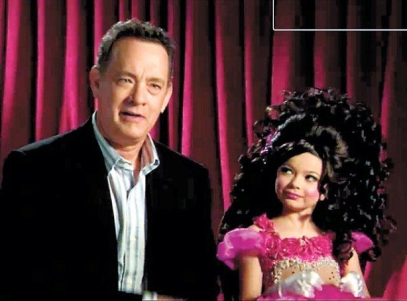 Tom Hanks' beauty pageant spoof goes viral - The San Diego Union-Tribune