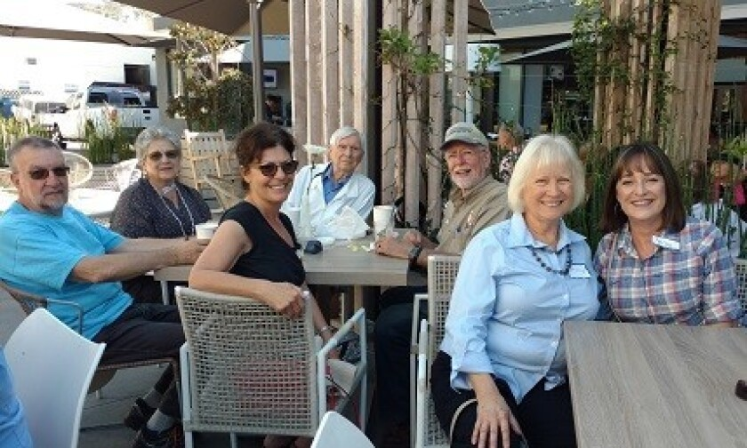 Join La Jolla Newcomers for coffee, Jan. 13