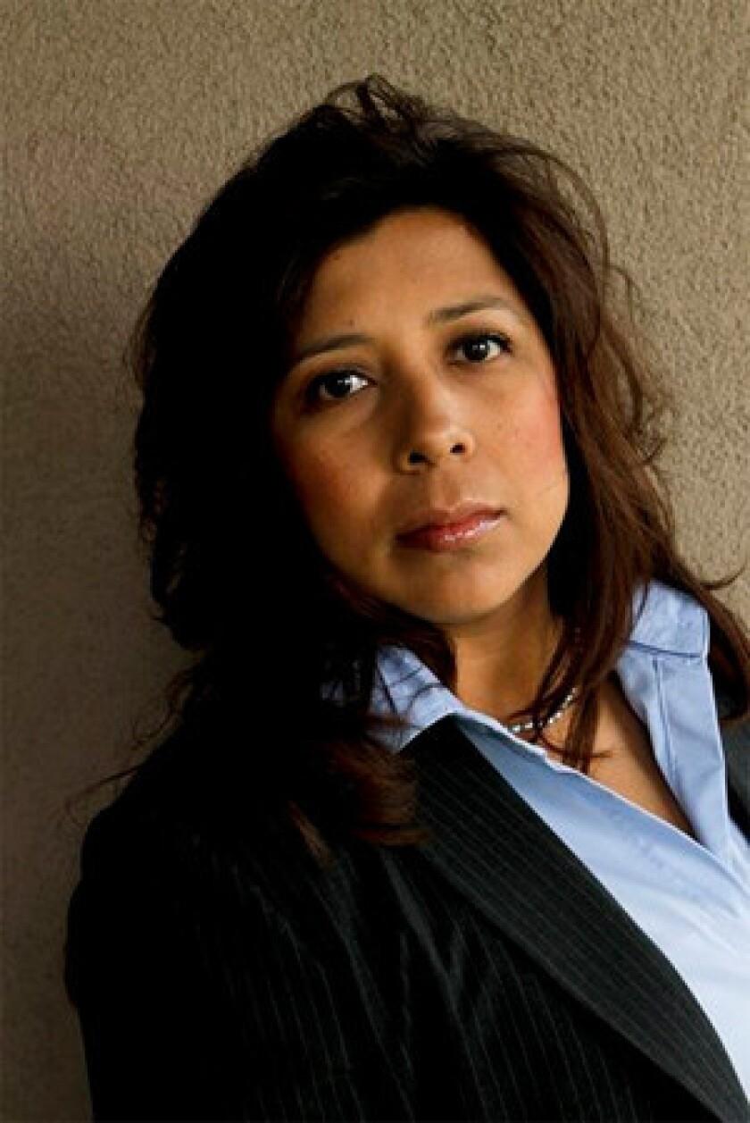 Montebello Mayor Christina Cortez