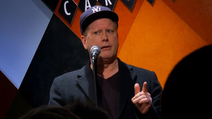 Darrell Hammond in 'Cracked Up'