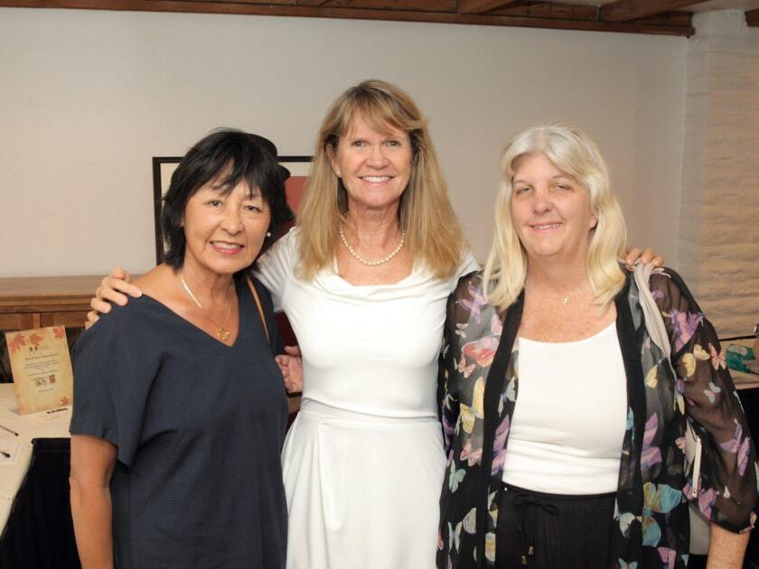 Insu Nuzzi, Judy Champ, Cindy Foncannon
