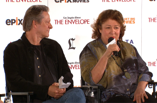 'August: Osage County' panel with moderator Rebecca Keegan