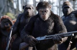 'War for the Planet of the Apes' movie review by Justin Chang