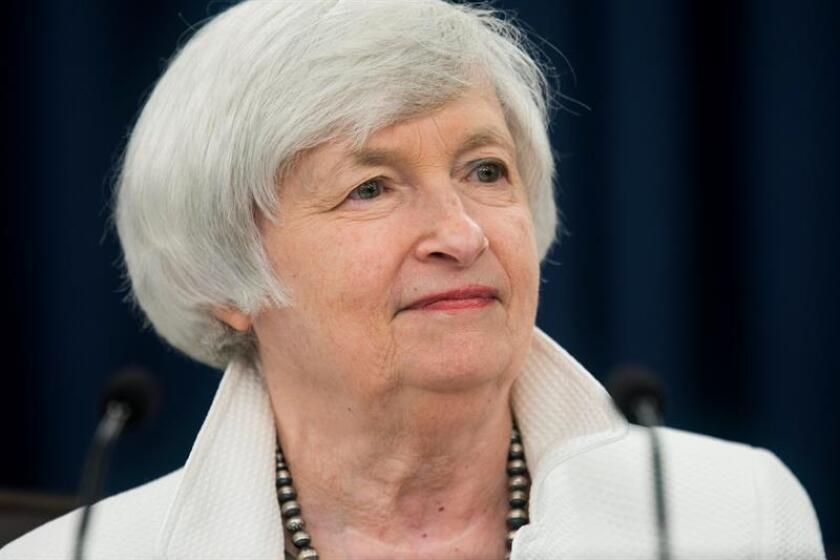 """Yellen subraya que """"efectividad"""" de la Fed se basa en comportamiento ético"""