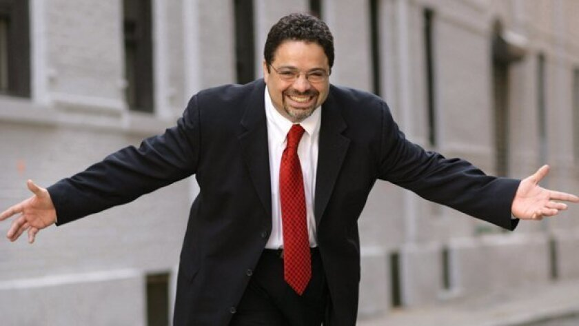 Grammy Award-wining Latin-jazz pianist, composer and band leader Arturo O'Farrill performs Jan. 27 at the Birch North Park Theatre.