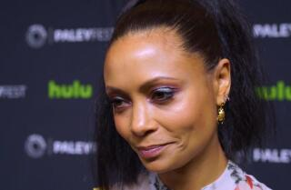PaleyFest 2017: Thandie Newton of 'Westworld' on her character's choices