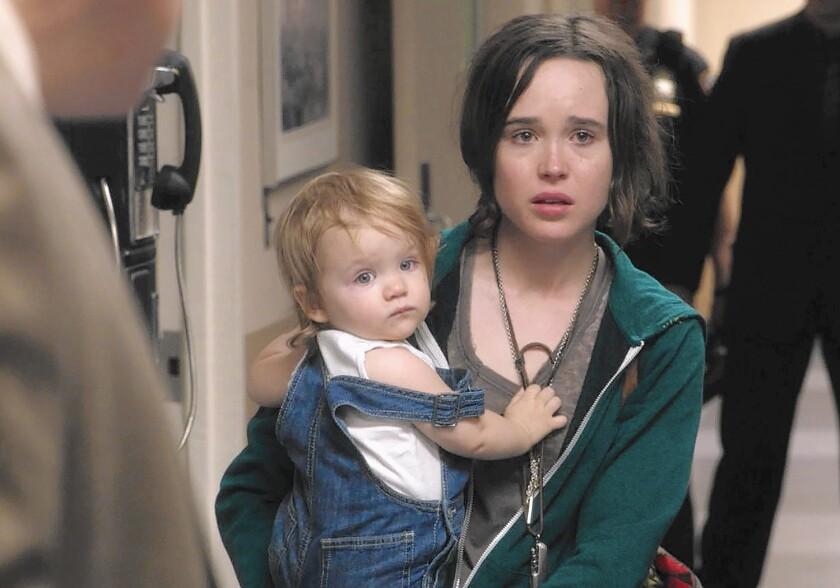 "Ellen Page stars in ""Tallulah."""