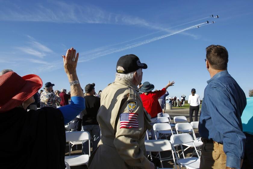 Veterans Day Mt. Soledad