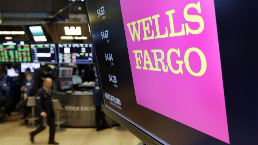 Wells Fargo fined by SEC for brokers 'flipping' investments