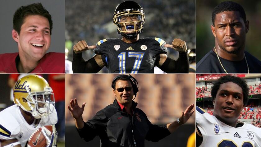 UCLA-USC in 2014