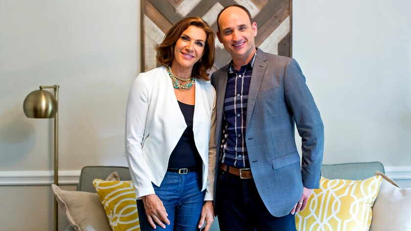 Love It Or List It Hgtv S David Visentin Wants You To Move Out Los Angeles Times