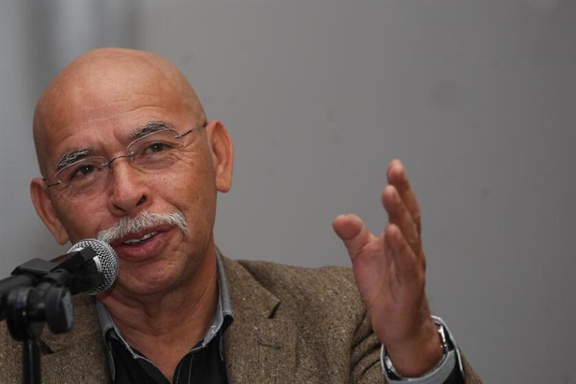 El escritor y periodista José Reveles. EFE/Archivo